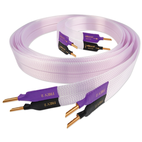 Nordost Frey 2 Speaker Cable The Listening Post