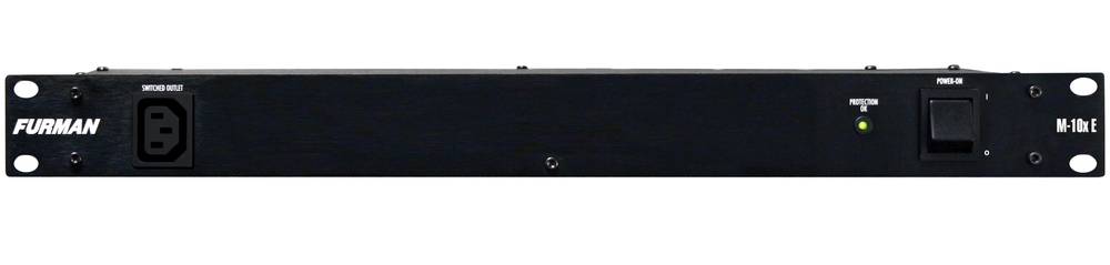 RACK MOUNT M-10X E By FURMAN POWER CONDITIONER