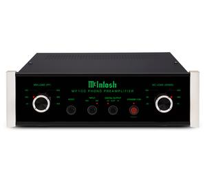 McIntosh MP1100 Vacuum Tube Phono Preamplifier is a 2 channel stereo from Mcintosh. Their first ever fully balanced vacuum tube phono stage. Available online or at The Listening Post Christchurch and Wellington.