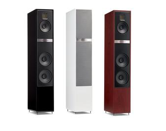 Martin Logan Motion 40XTi is a floorstanding speaker featuring a Folded Motion XT tweeter, 6.5-inch aluminum cone midrange driver, and dual 8-inch aluminum cone woofers with rear-firing bass ports. Available online or at The Listening Post Christchurch and Wellington.