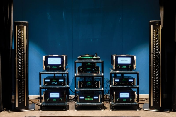 McIntosh Factory An Outstanding Setup