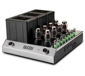 The MC1502 Vacuum Tube Amplifier is a stereo amplifier designed for home audio and home music systems that produces 150 Watts per channel. The MC 1502 is available online at The Listening Post.