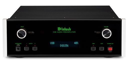 Mcintosh´s C49 is the first of the McIntosh range to include modular parts. McIntosh has realised the Digital world evolves quickly, and have future proofed the C-49 preamp by making it modular. The C 49 pre amplifier is available online or at The listening post, christchuch and wellington.