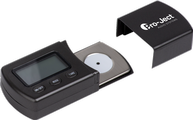 Pro-Ject measure-it digital scale is important to set the proper tracking force in order to maximize the playback performance and to reduce the risk of mistracking or causing excessive record wear.