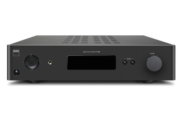 NAD C368 Front View Off