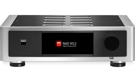 The M12 is an ultra-high resolution digital audio hub that boasts a full roster of audiophile-grade features. Available at The Listening Post Christchurch and Wellington.