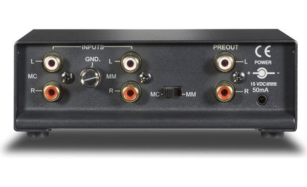 NAD PP 2e Rear View