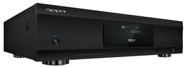 OPPO UDP-205 Digital 4K Ultra HD Blu-ray Player