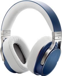 Oppo PM-3 Planar Magnetic Headphones (Blue) | The Listening Post | TLPCHC TLPWLG