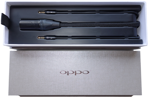Oppo balanced headphone cable for PM-1 / PM-2