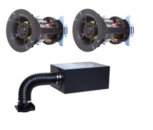 Origin Acoustics In-Ceiling Speaker and Subwoofer Package | The Listening Post | TLPCHC TLPWLG