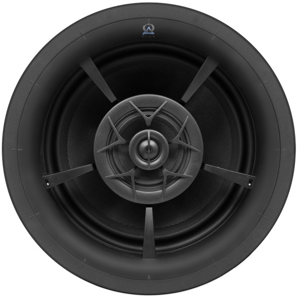 Origin Acoustics D107 front | The Listening Post | TLPCHC TLPWLG