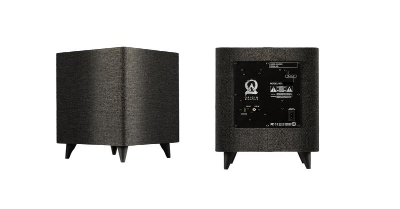 Origin Acoustics Deep 10 Inch Subwoofer | The Listening Post | TLPCHC TLPWLG