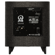 The SUBD8EQ 8 Inch 300W subwoofer from Origin Acoustic DEEP collection is is the smallest in the series. Perfect for those that need a powerful sub with amazing features. With 1 active and 1 passive radiator, the bass response is truely stunning. Available at the Listiening Post Christchurch and Wel