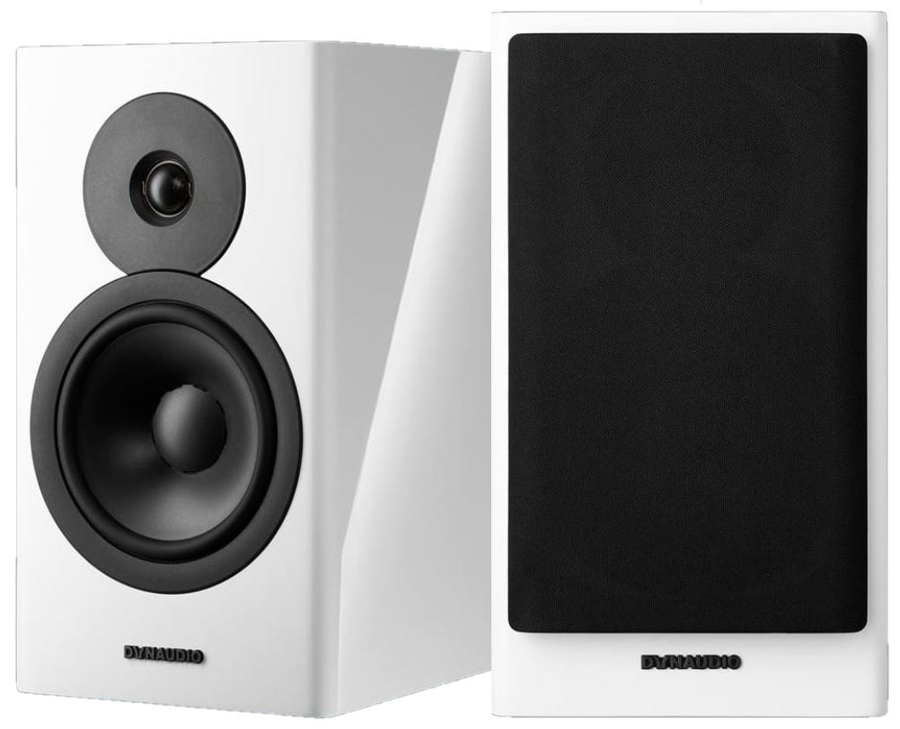 The Evoke 20 Bookshelf Speakers Have A Bigger Woofer Than 10 This Means