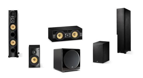 PSB Imagine X Series 5.1 Package 1 gives you the Imagine X2T, XC, XB speakers with the Subseries250 subwoofer. Start your home theatre surround sound today. Available online at The Listening Post, NZ.