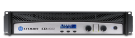 The Crown CDi 1000 is a versatile, powerful amplifier that can be used in just about any home, commercial or professional setting. Available at The Listening Post Christchurch and Wellington.