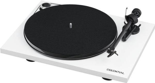 Pro Ject Essential III White