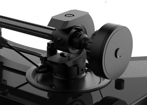 Pro-Ject X1 Audiophile Turntable Tonearm Gimbal Rear