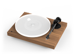 Pro-Ject X1 Audiophile Turntable in Walnut
