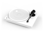 Pro-Ject X1 Audiophile Turntable in White