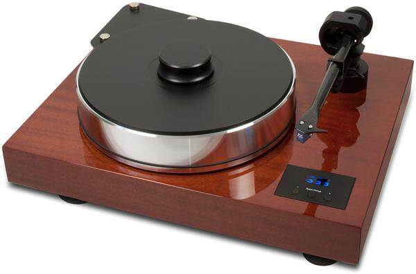 Pro-Ject Xtension 10 Evolution in Gloss Mahogany