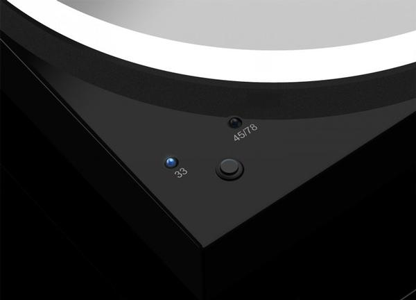 Pro-ject Audio x1 Speed Control Button