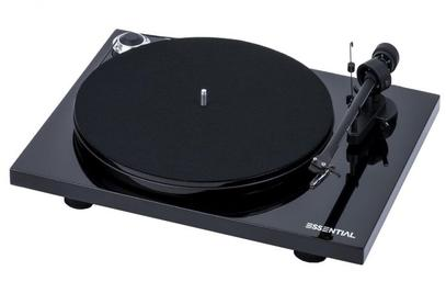 Pro-Ject Essential III Turntable | The Listening Post | TLPCHC TLPWLG