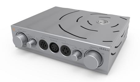 iFi Audio Pro iESL Electrostatic Headphone Amplifier lets you hear music with less distortion and more clarity than you´ve ever experienced before. The pro i-ESL is available online or at The Listening Post, christch and Wellington.
