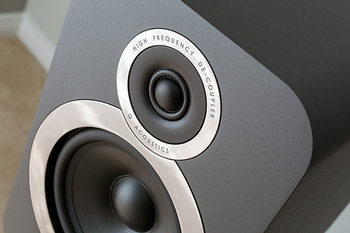 Q Acoustics 3030i Close Up