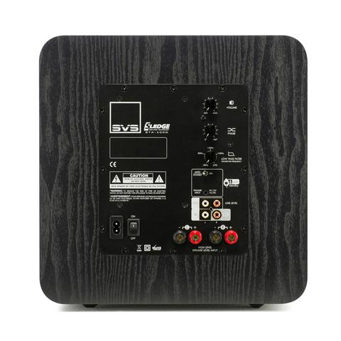 SVS SB-1000 Subwoofer (Gloss) Rear