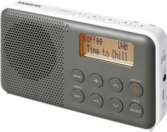 The Sangean DPR-64 digital portable stereo receiver has superior reception and sound quality from a unique design, plus a multitude of features. Also know as the Pocket 640, the DPR64 is available online or at The Listening Post Christchurch and Wellington, NZ.