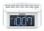 Sangean RCR-24W Digital Clock Radio