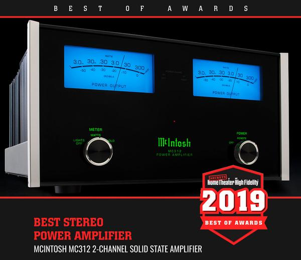 McIntosh MC312 Review