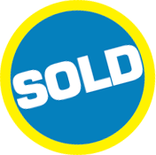 The Sold badge