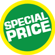 Special Price Badge | The Listening Post Christchurch