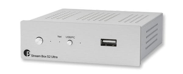 Add the modern features with Pro-Ject´s new Stream Box S2 Ultra, such as streaming services like Tidal and Spotify. Also works with NAS drives and PC libraries. Available online or at The Listening Post Christchurch and Wellington, NZ.