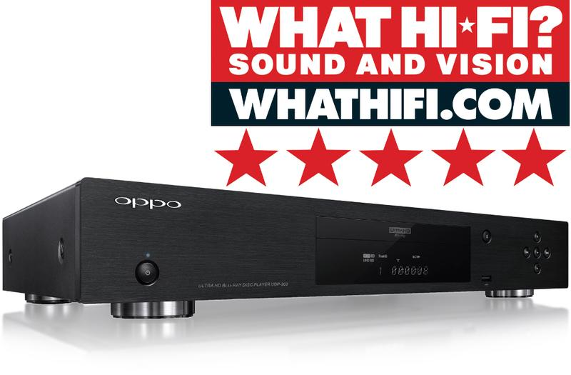 What Hi-Fi UDP203