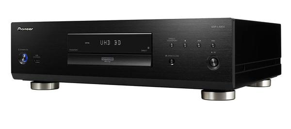 Pioneer UDP-LX800 Universal Disc Player has you sorted for all your CD needs. From Blu-ray to 4K to CD and even SACD, the LX800 will bring out the best of your disk. The UDPLX800 is available online or at The Listening Post.