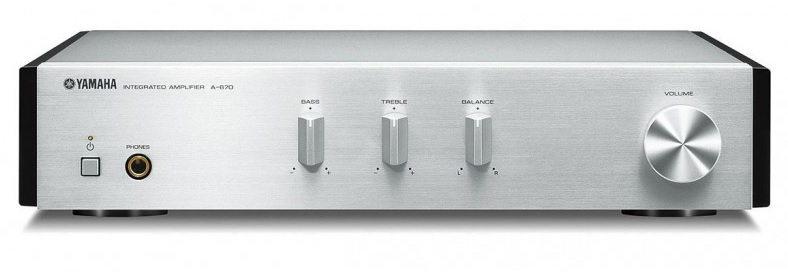 Yamaha a 670 integrated amplifier amp the listening for Yamaha audio customer service