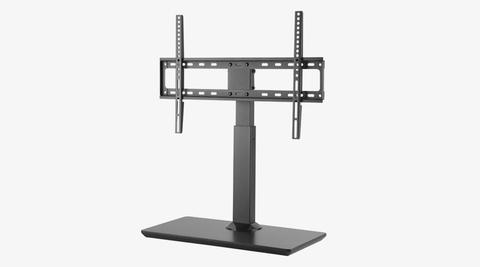 "EzyMount / Venturi VTS-U70 is the all in one table top stand. Able to hold sizes 37"" ~ 70"" in various positions and angles. VTSU70 is available online or at the Listening Post Christchurch and Wellington."