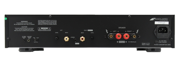 Vanguard Dynamics DA-2125 Stereo Amplifier