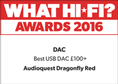 What Hi-Fi: Best USB DAC £100+