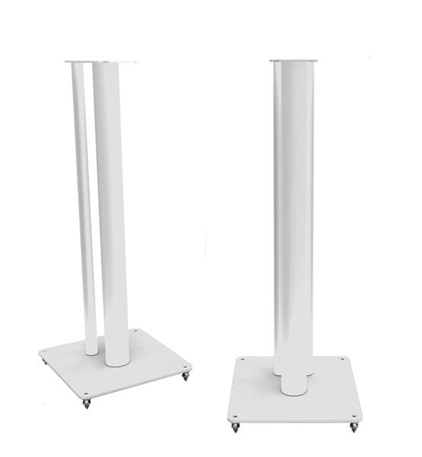 Q Acoustics 3030i Stands in White