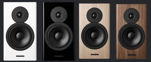 The Evoke 20 bookshelf speakers have a bigger woofer than the Evoke 10. This means you get a wider frequency range while still keeping the acoustic perfection. Evoke 20 is available online or at The Listening Post, Christchurch and Wellington.