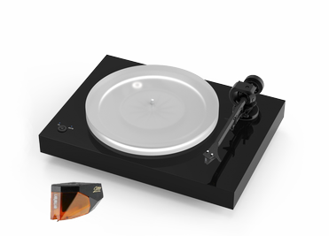 Pro-Ject X2 Audiophile Turntable with 2m Bronze Cartridge