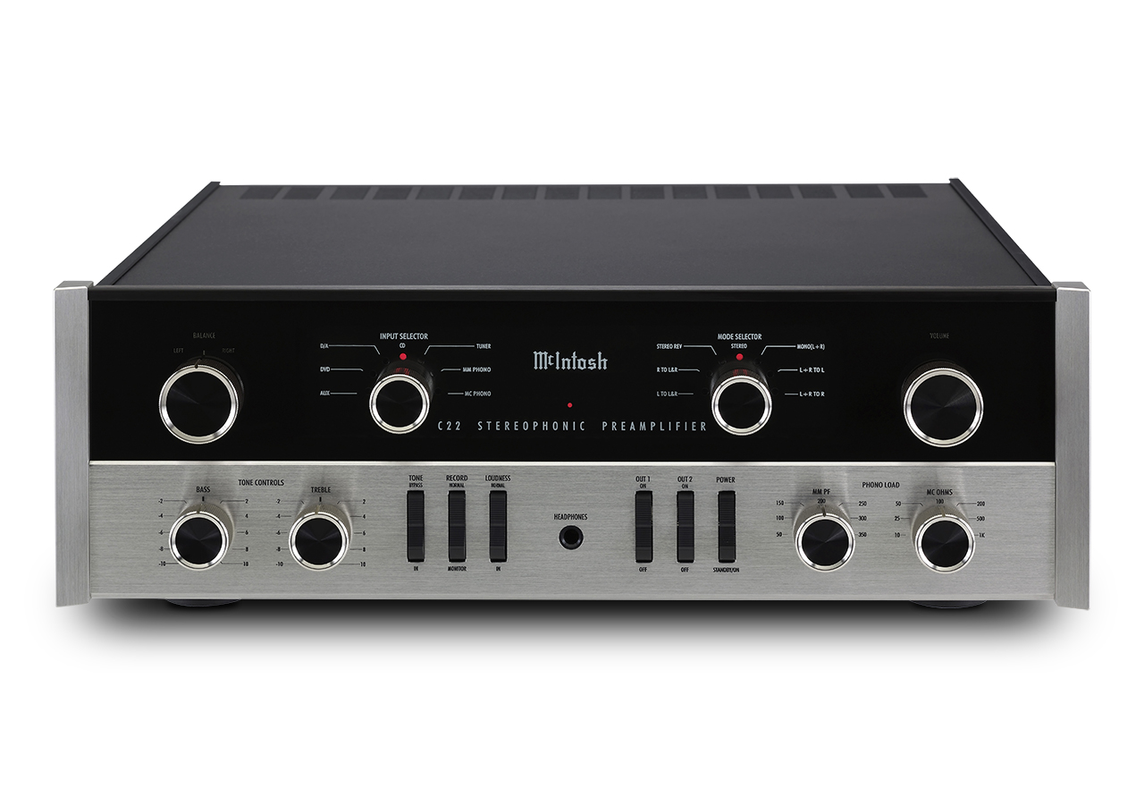 Yamaha C Preamplifier Review