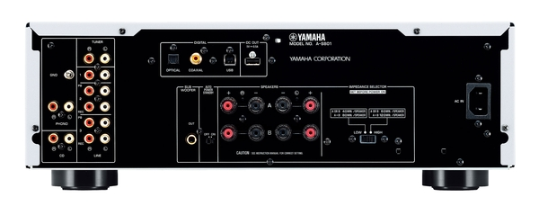 The A-S801 providespure sound quality and outstanding drive power, with a wide variety of digital inputs for you modern digital sources. Yamaha AS801 is Available online or at The Listening Post Christchurch and Wellington, NZ. TLPCHC TLPWLG