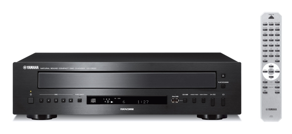 Yamaha CD-C600 5-Disc CD Player