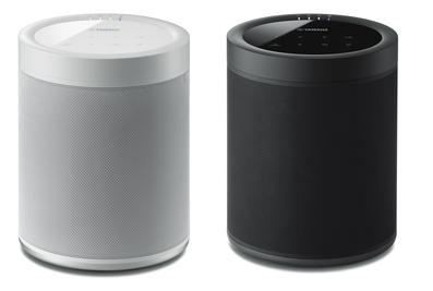 Yamaha´s new MusicCast 20 wireless speakers can be set up to be the rear speaker. Try the WX-021 speakers today, the WX021 are available at The Listening Post Christchurch and Wellington, NZ.